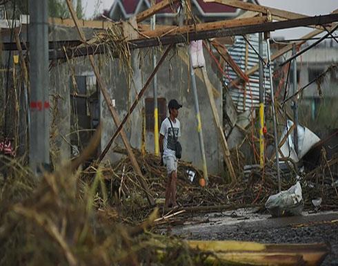 """شاهد  : اليابان..  إعصار """"كروسا"""""""