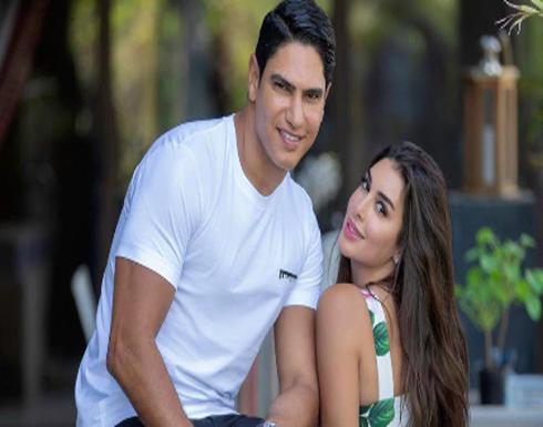 ياسمين صبري وزوجها حديث السوشيال ميديا بسبب صورة رومنسية جديدة (شاهد)