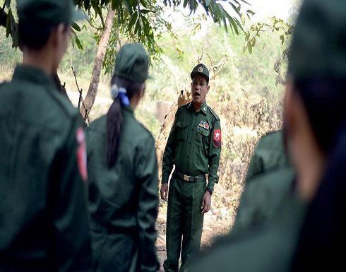 وكالة: جيش ميانمار يعتدي على لاجئين من الروهنغيا عالقين على الحدود