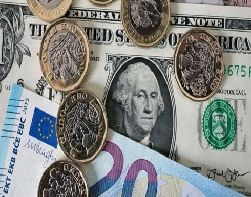 """الدولار واليورو.. """"انقلاب الـ40 بالمئة"""" يقترب"""