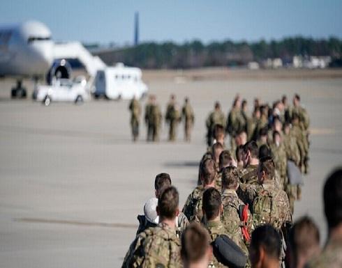 القيادة المركزية الأمريكية: لن نخفض عدد قواتنا في العراق