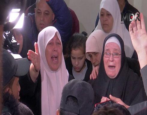 """بالفيديو : غزة تشيع شهداء جمعة """""""