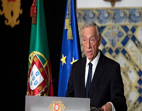 إصابة رئيس البرتغال بفيروس كورونا