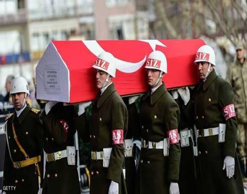 ارتفاع عدد ضحايا الجيش التركي في معركة عفرين