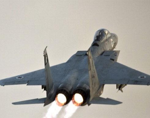 إسقاط طائرة إسرائيلية من طراز إف 16 بالجولان المحتل (شاهد)