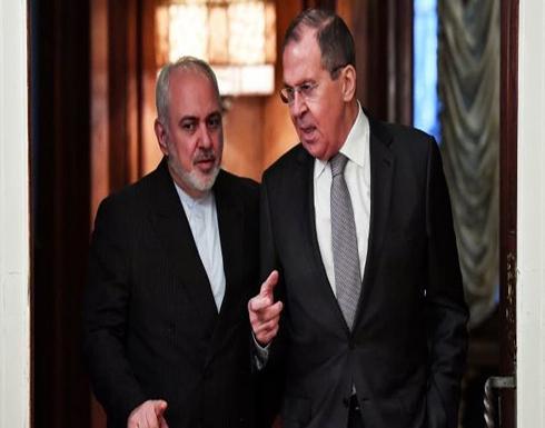 ظريف يتوجه إلى موسكو حاملاً رسالة من روحاني لبوتين