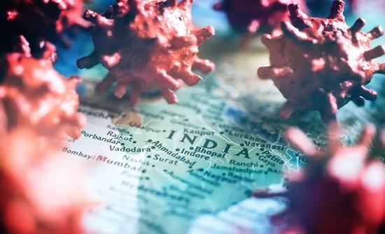 """متحور """"خطير"""" لكورونا يعاود الظهور بولاية هندية"""