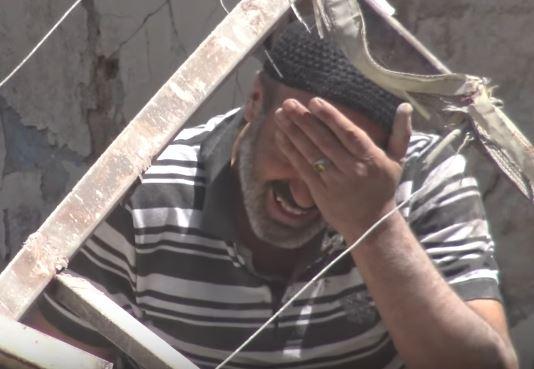 حلب - صرخات من دم وألم