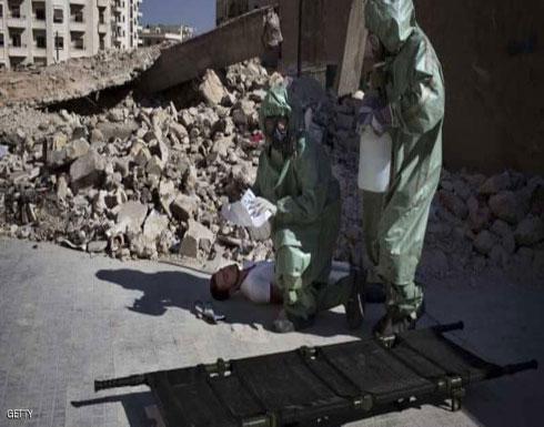 """واشنطن تتهم موسكو والأسد بـ""""فبركة"""" هجوم كيماوي"""