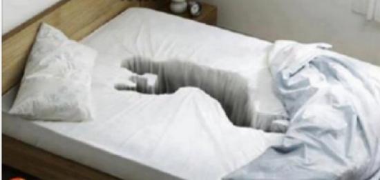 هل كنت على وشك الدخول في نوم ثم فجأة شعرت بأنك تسقط وتهتز تعرف على السبب!