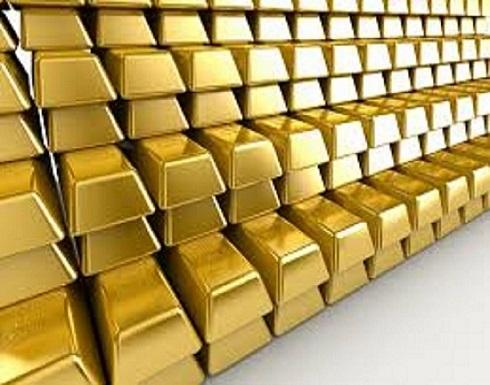 سعر الذهب في التعاملات الفورية يرتفع بنسبة 1.07%