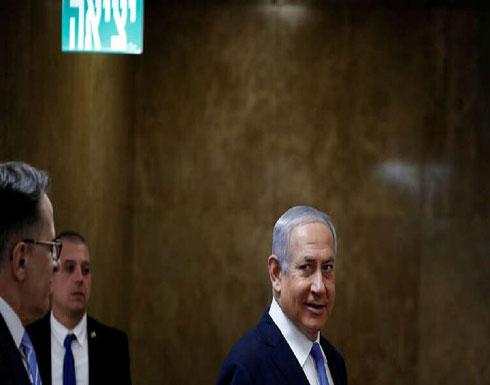 نتنياهو يجتمع بالمجلس الأمني بعد تكثيف الفصائل الفلسطينية إطلاق الصواريخ باتجاه إسرائيل