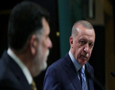 تركيا تعرض شروطها لوقف إطلاق النار في ليبيا وتنتقد فرنسا