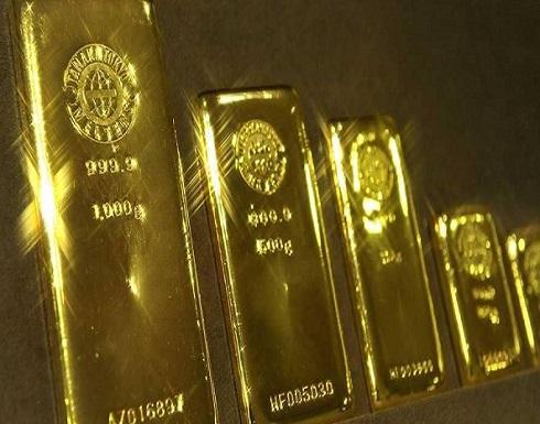 الذهب ينخفض بفعل الخلاف الأميركي الصيني