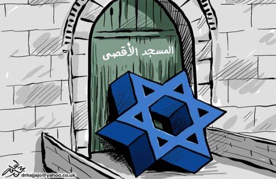 إغلاق إسرائيل للأقصى