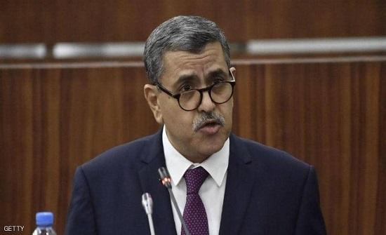 تبون يقبل استقالة حكومة الجزائر