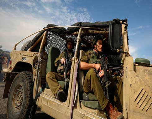 إسرائيل تحشد قواتها عند حدود غزة واصابات في تظاهرة سلمية شرق خانيونس