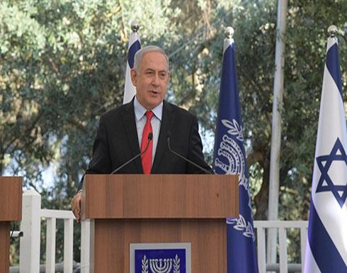 نتنياهو: علينا نقل المعركة إلى أراضي العدو وتوسيع أراضينا