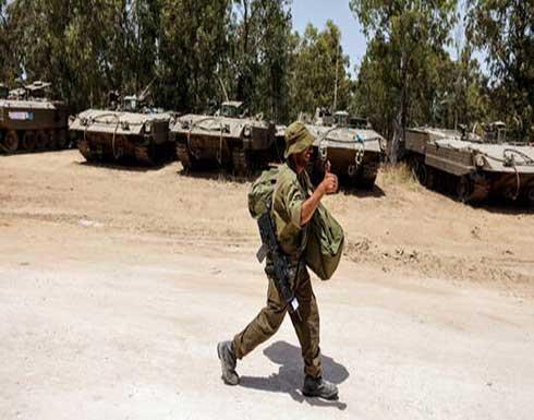 الجيش الإسرائيلي يرسل تعزيزات عسكرية إلى الحدود مع غزة