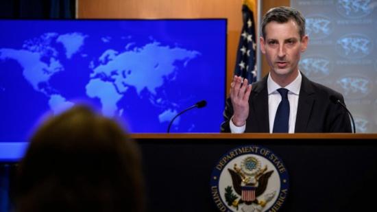 خارجية أميركا: لا حل في اليمن دون دعم السعودية