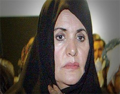 """مصادر مقربة من أسرة القذافي تنفي وفاة """"خنساء ليبيا"""""""
