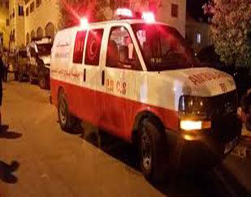 إصابة شاب برصاص الاحتلال شرق غزة