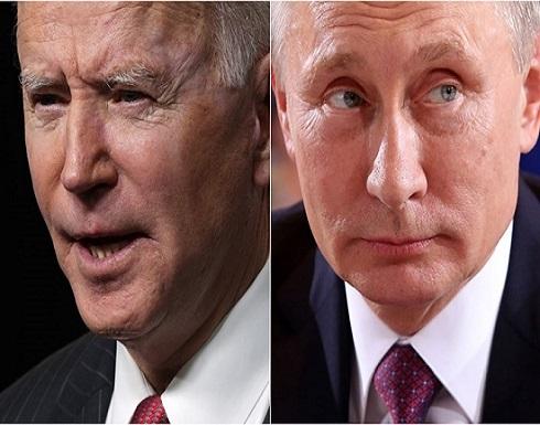 مسؤول روسي: بوتين وبايدن قد يلتقيان في حزيران المقبل