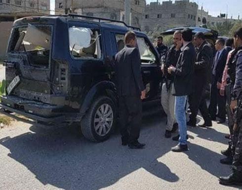 الحمد الله: المؤامرة كبيرة ولن نسمح بمرور أي مشروع لغزة إلا عبرنا