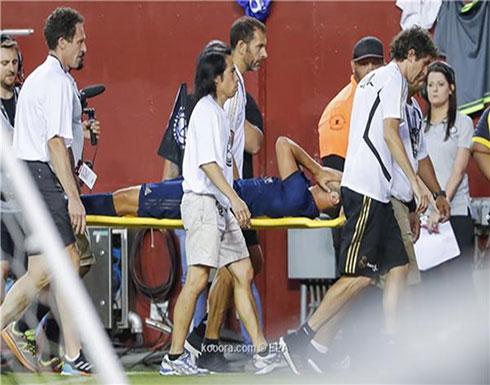 ريال مدريد يؤكد إصابة أسينسيو بقطع في الرباط الصليبي