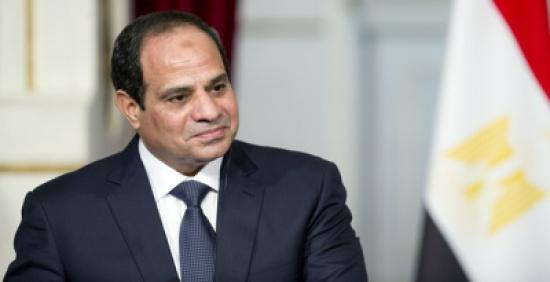 السيسي: أشكر الشعب المصري لعدم تفاعله مع المتربصين