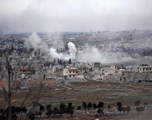 إصابات في ريف إدلب الجنوبي جرّاء قصف قوات النظام السوري