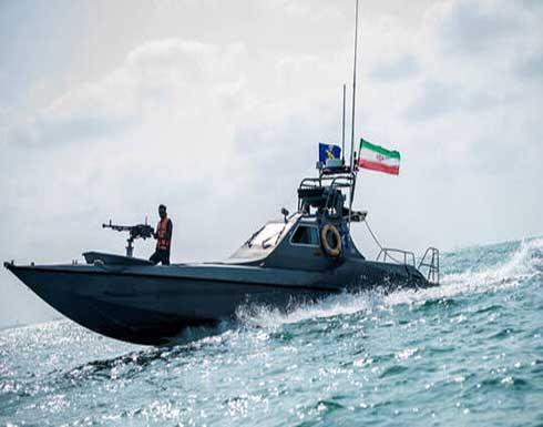 الحرس الثوري الإيراني ينفي ضلوعه في أي حادث بحري بخليج عمان