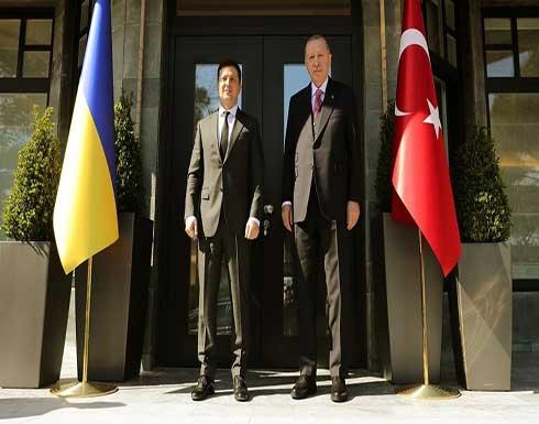 أردوغان: نؤكد على ضرورة وحدة الأراضي الأوكرانية وعدم فصل القرم عن أوكرانيا