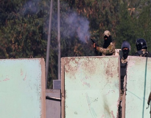 """""""عمليات بغداد"""": إصابة عدد من قوات الأمن العراقية بقنابل يدوية"""