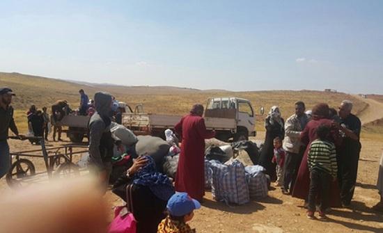 أكثر من 149 الف لاجئ سوري في الأردن يرغبون بالعودة إلى بلادهم