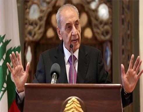 """بري يحذر من أصوات """"نشاز"""" تنادي بالفيدرالية لحل أزمات لبنان"""