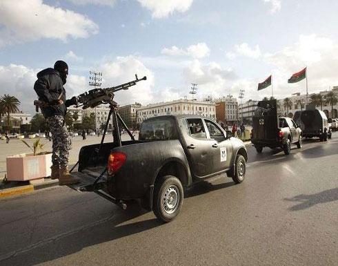 """9 قتلى بهجوم على مركز شرطة """"تازربو"""" جنوب شرقي ليبيا"""