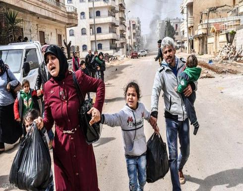 مقتل مدنيين بغارات على حلب