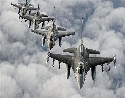 القوات الجوية التركية تجري تدريبات في شرق المتوسط .. بالفيديو