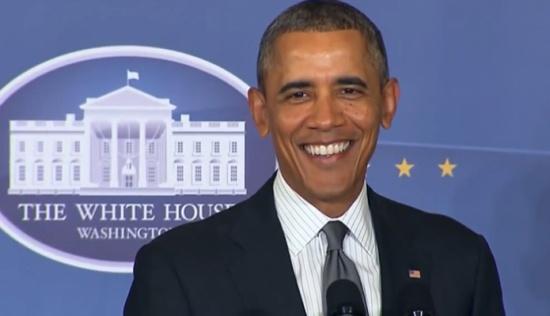 أوباما يستعرض إنجازاته ويعد بانتقال سلس للسلطة
