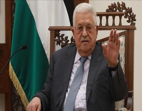 """غانتس وعباس يبحثان """"بناء الثقة"""" بين إسرائيل وفلسطين"""
