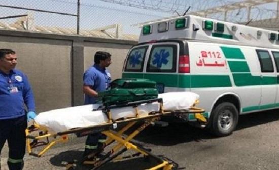 إعلامية كويتية تتعرض لحادث مروري مروع - صورة
