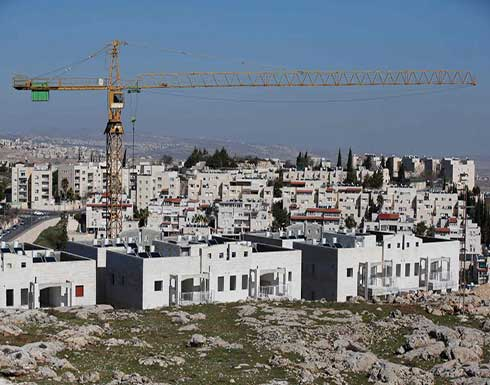 الإحتلال الإسرائيلي يقدم مشاريع لبناء اكثر من 3700 وحدة سكنية استيطانية في الضفة الغربية