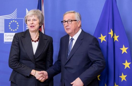 اتفاق مؤقت بين لندن وأوروبا حول علاقات ما بعد البريكست