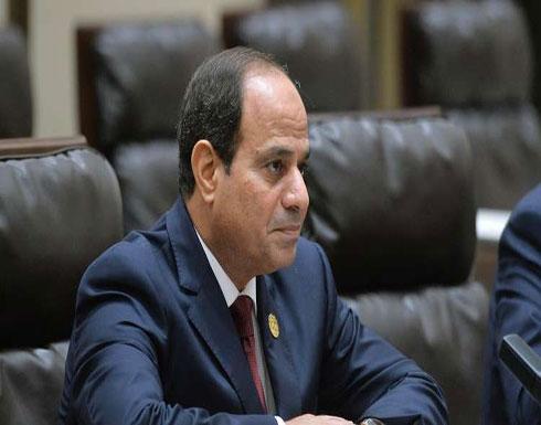 """السيسي يوجه أول رسالة قوية لضابط الصاعقة الإرهابي """"هشام عشماوي"""" (فيديو)"""