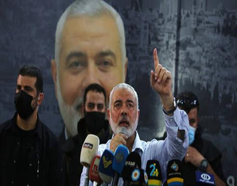 حماس تؤكد حرصها على توفير المناخ الوطني لإنجاز الانتخابات
