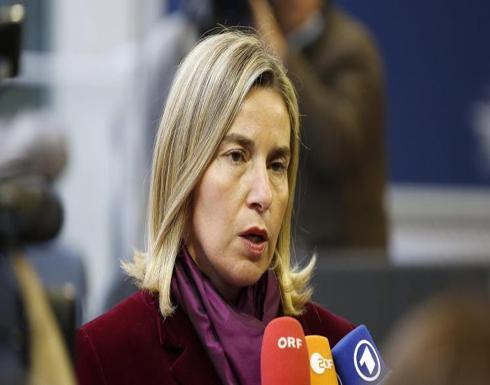 مسودة لرؤية الاتحاد الأوروبي لمستقبل سوريا