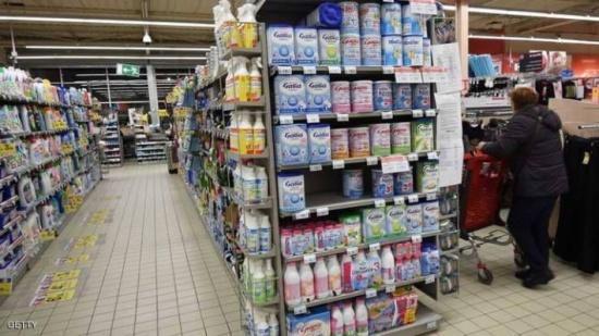 ألبان لاكتاليس بأسواق فرنسا بعد فضيحة التلوث