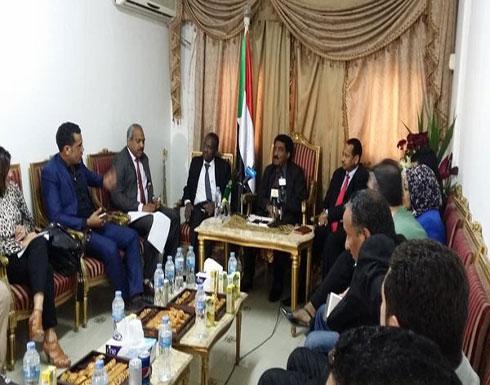 سفير السودان بمصر: التحكيم أو التفاوض لحل أزمة حلايب
