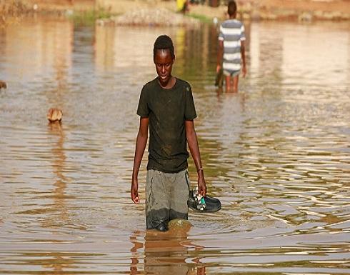 منسوب النيل غير مسبوق.. وخسائر مفجعة في السودان
